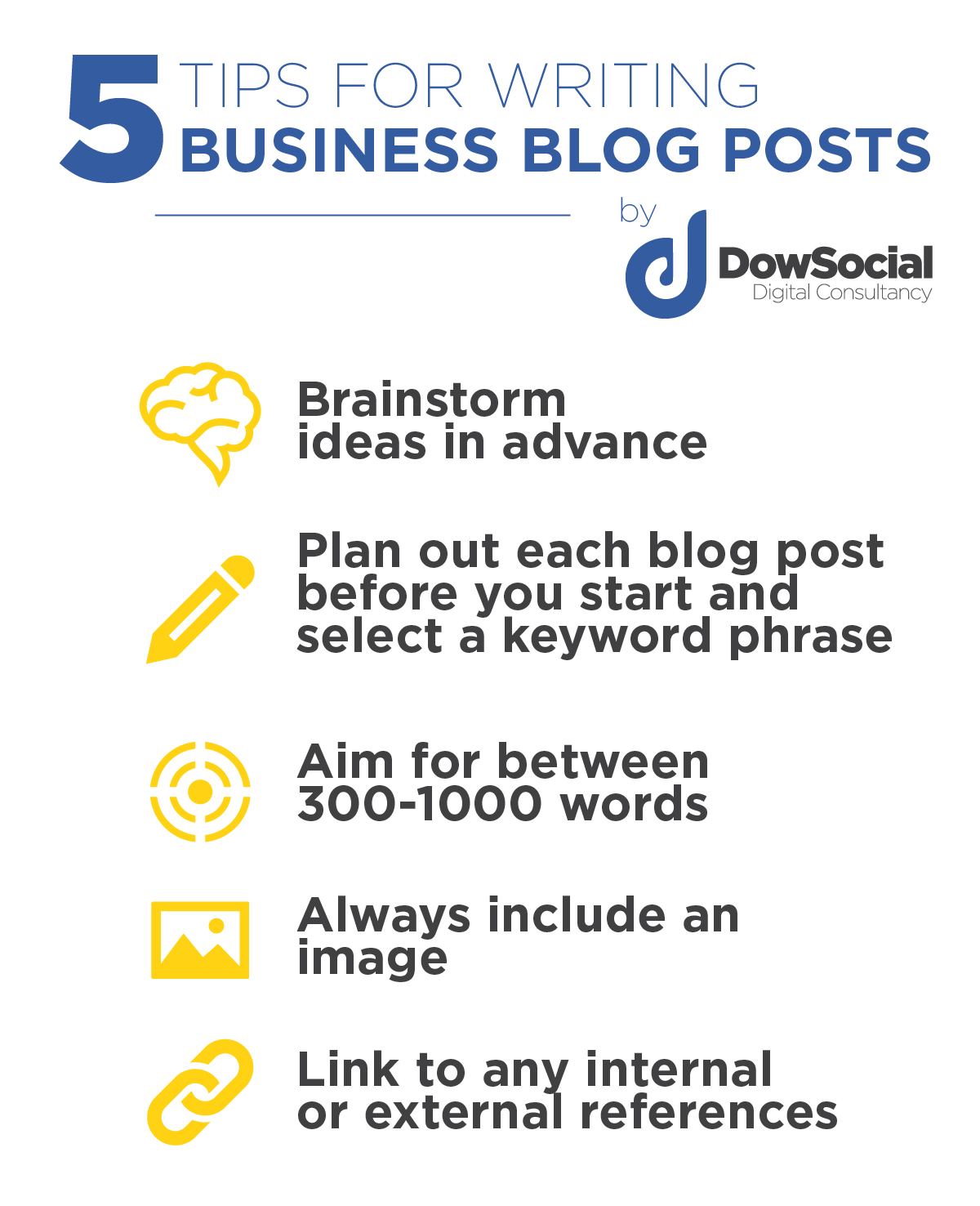 Business writing tips