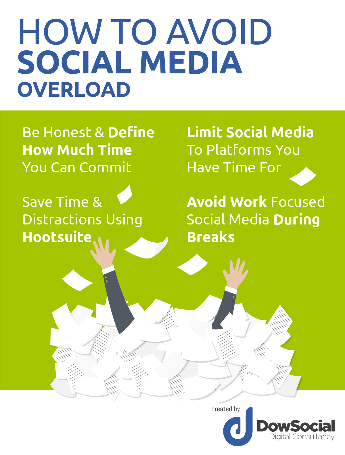 How to avoid social media burnout
