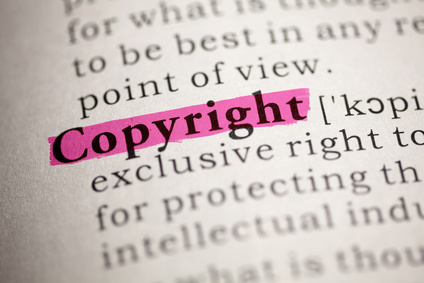 What is social media copyright
