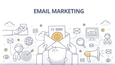 Email Marketing MailChimp v Constant Contact